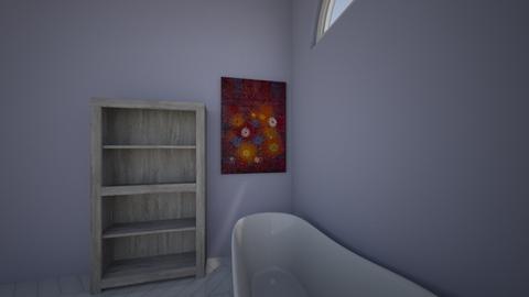 assignment 3 bathroom  - Bathroom - by swanson carissa