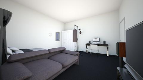 Dream Room - Bedroom - by Gerrard Wallace