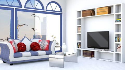 living - Living room - by chichi dz