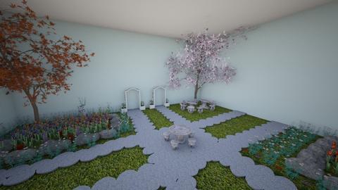 FairyGarden - Garden - by MarlanaWellman