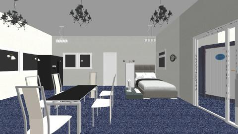 my room - Bedroom - by maku02156