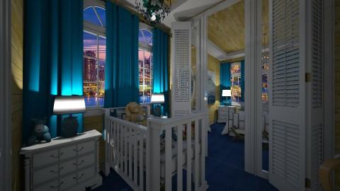 Pedro - Kids room - by Maria Helena_215