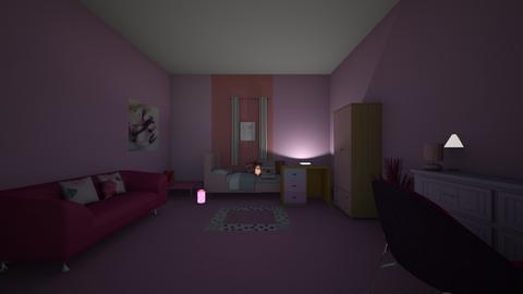 Girl LOVEY ROOM - by oka101555
