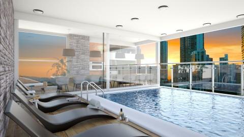 Pool b  - Modern - Garden - by aletamahi