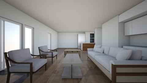 California cool 2 - Living room - by Jacqueline De la Guia