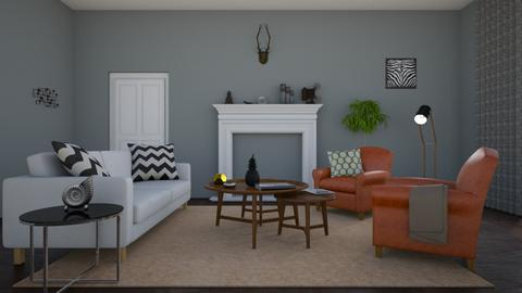 My First Try - Classic - Living room - by Levone87