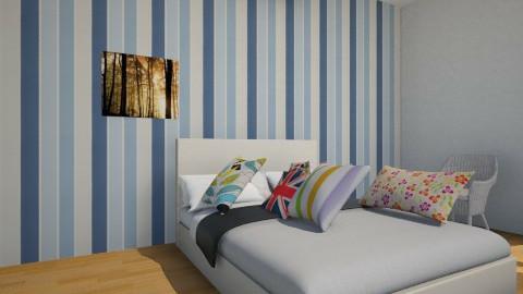 Rfrtrg - Bedroom - by Alla_Hunch