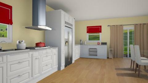 Kitchen 4 - Kitchen - by jessica1121