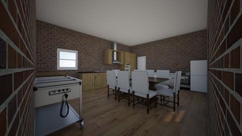 Cuisine - Kitchen - by yenova