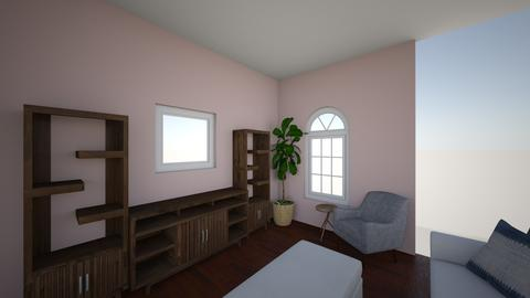 lounge room corner - Living room - by buttonjosephine