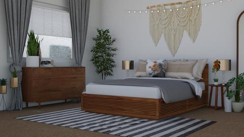 anitha - Bedroom - by Kelli Mallory