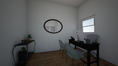 Ashley Little Office - Modern - Office - by haileymj