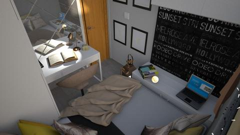 bedroom_4 - Bedroom - by elyssaumber