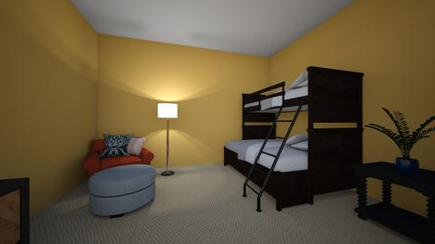 Kids bedroom - by interior1025