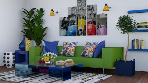 study 1 - by TeA design Belgrade