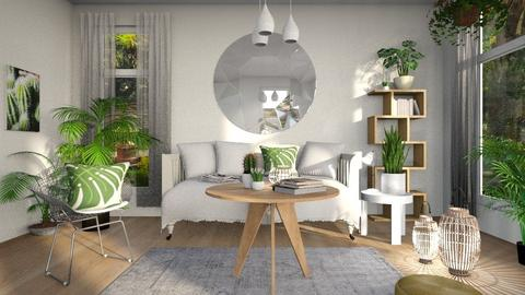 urban jungle living - Modern - by Dayanna Vazquez Sanchez