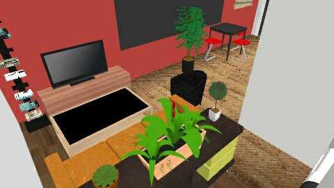 Tinyhouse sketchup layout - Modern - by jhunter14