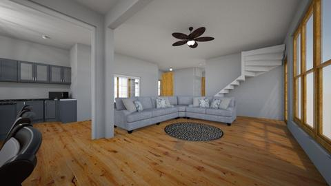 Dream Home First Floor - by annwanders