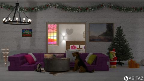 Christmas_II - Dining room - by DMLights-user-2134665