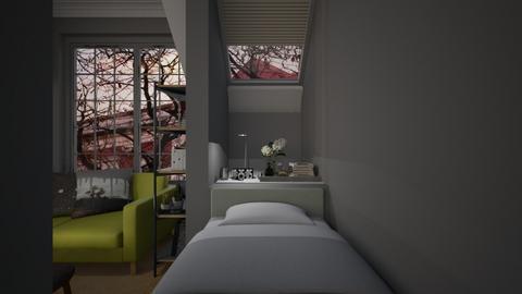Casa308Bedroom - Retro - Bedroom - by nickynunes