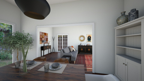 21687 - Living room - by celavia