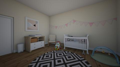 Nursery - Kids room - by meganarnold508