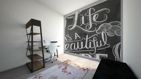 office  - by Emma VanDonkelaar