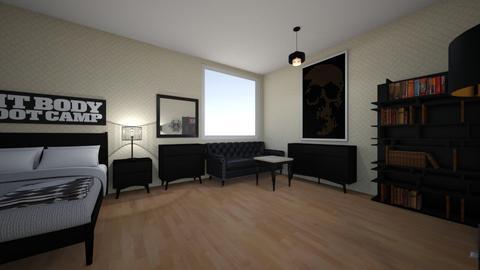 esengul - Bedroom - by gizzzzz_