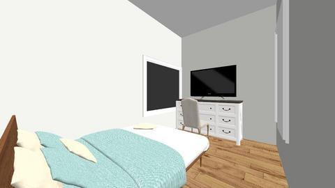 Jazmins room2 - Bedroom - by KelseaCitlalli
