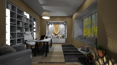 IP Terrazzo - Office - by nanabpf