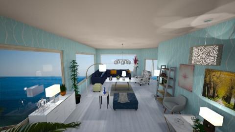 Blueroom - by tvirandie