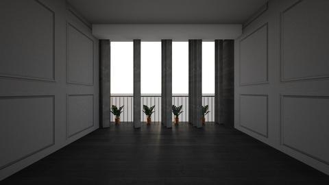 FRONT DOOR - Eclectic - by atiyahanisah