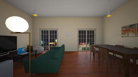 patras living room - Living room - by theofania311
