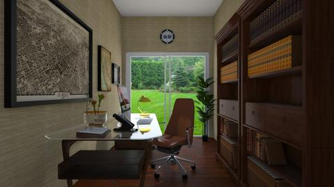 Omaggio - Office - by VeroDale