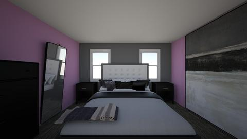 Abbys Room - Modern - Bedroom - by 20abbywall