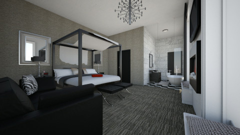 Master Suite 2 - Bedroom - by janelle1