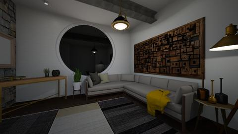 Living room of awesome - Living room - by tiffngrace729
