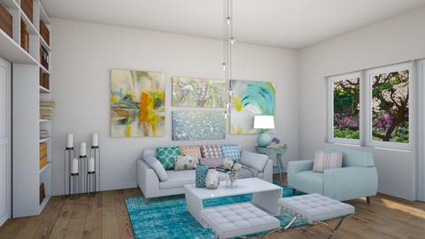 mint1 - Living room - by Gagany