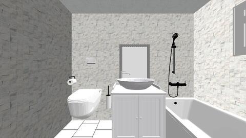 bathroom - Modern - Bathroom - by pleunie