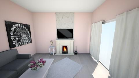 wohnzimmer klein - by elalela
