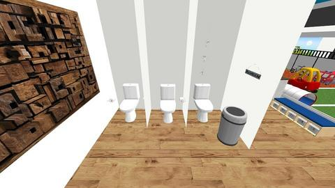 Entrance - Bathroom - by pachy