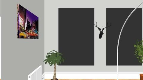 albany 16 - Retro - Living room - by baldgit