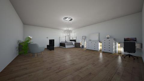 room - Bedroom - by yuritzy