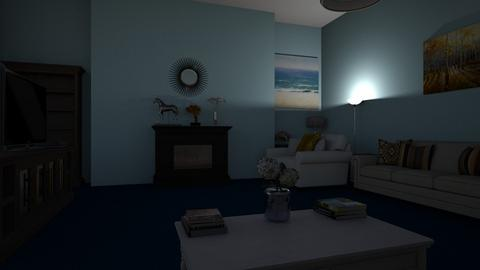 New House Living Room - Living room - by Ava199