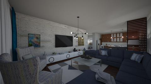 best room - Modern - Living room - by lamzoi