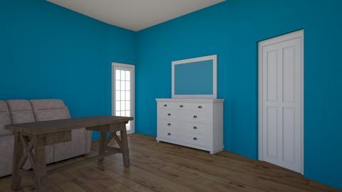 MY ROOM - Modern - Bedroom - by macej24