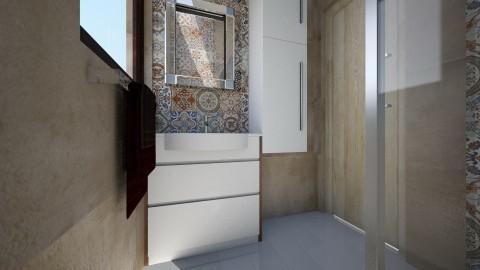 Path down - Bathroom - by brailescu
