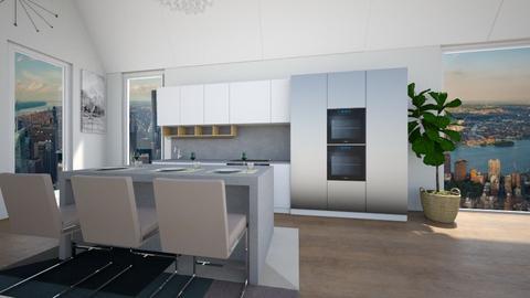 modern - Kitchen - by gracehoman