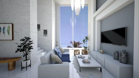 VIX Beach - Living room - by Valeska Stieg