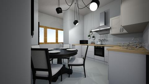 kitchen21 - Kitchen - by K4tek23